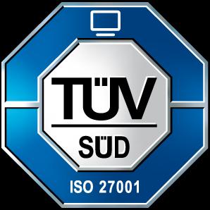 Wir sind ISO-zertifiziert!