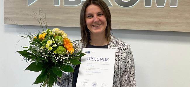 Melanie Zwick - Einser-Abschlusss